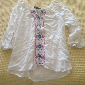 Great top, great condition...needs ironing